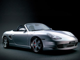Pictures of Rinspeed Porsche Boxster (986)