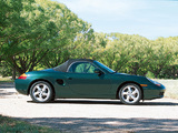 Porsche Boxster US-spec (986) 1996–2003 images