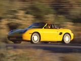 Porsche Boxster US-spec (986) 1996–2003 photos