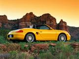Porsche Boxster US-spec (986) 1996–2003 wallpapers