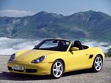 Porsche Boxster S (986) 2000–03 images