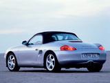 Porsche Boxster S (986) 2000–03 photos