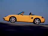 Porsche Boxster S (986) 2000–03 pictures