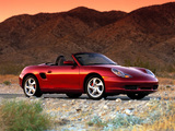 Porsche Boxster S US-spec (986) 2000–03 wallpapers