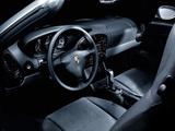 Porsche Boxster S (986) 2000–03 wallpapers