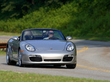 Porsche Boxster S US-spec (987) 2005–08 pictures