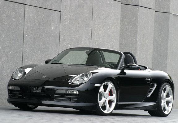 Techart Porsche Boxster 987 200608 Images