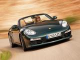 Porsche Boxster (987) 2009–12 images
