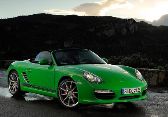 Porsche Boxster S 987 200912 Images