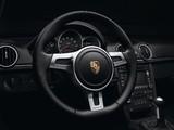 Porsche Boxster S Black Edition (987) 2011 pictures