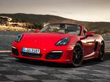 Porsche Boxster S (981) 2012 images