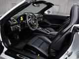 TechArt Porsche 718 Boxster (982) 2016 wallpapers