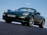 Porsche Boxster (987) 2009–12 wallpapers