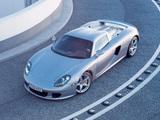 Images of Porsche Carrera GT US-spec (980) 2003–06