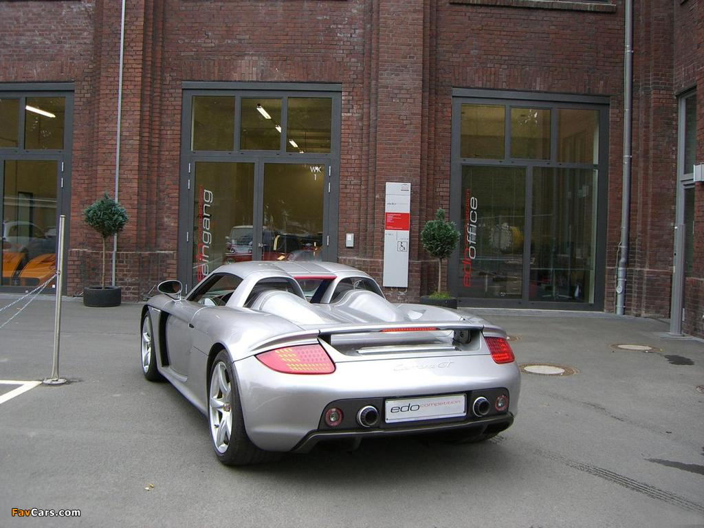 Images of Edo Competition Porsche Carrera GT 2007 (1024 x 768)