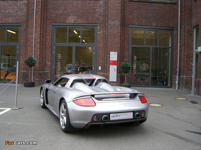 Images of Edo Competition Porsche Carrera GT 2007 (640 x 480)