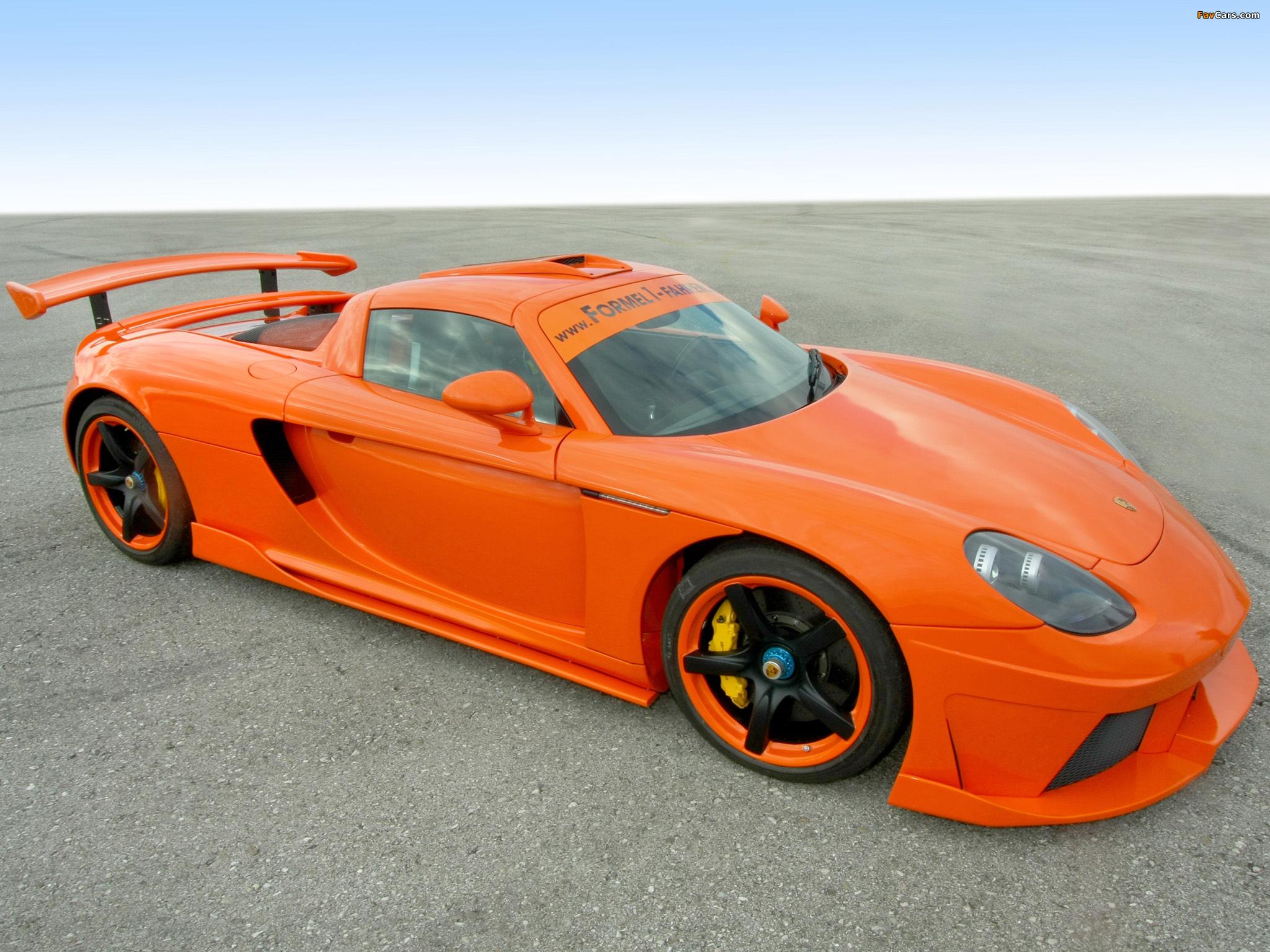 Images of Koenigseder Porsche Carrera GT 2009 (2048 x 1536)