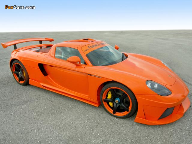 Images of Koenigseder Porsche Carrera GT 2009 (640 x 480)