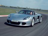 Pictures of Porsche Carrera GT US-spec (980) 2003–06