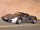 Pictures of Porsche Carrera GT (980) 2003–06