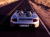 Porsche Carrera GT Concept (980) 2000 photos