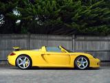 Porsche Carrera GT (980) 2003–06 photos