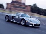 Porsche Carrera GT US-spec (980) 2003–06 photos