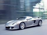 Porsche Carrera GT US-spec (980) 2003–06 pictures