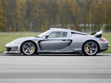Gemballa Mirage GT Black Edition 2006 wallpapers