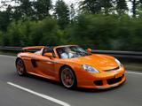 TechArt Porsche Carrera GT 2007 photos