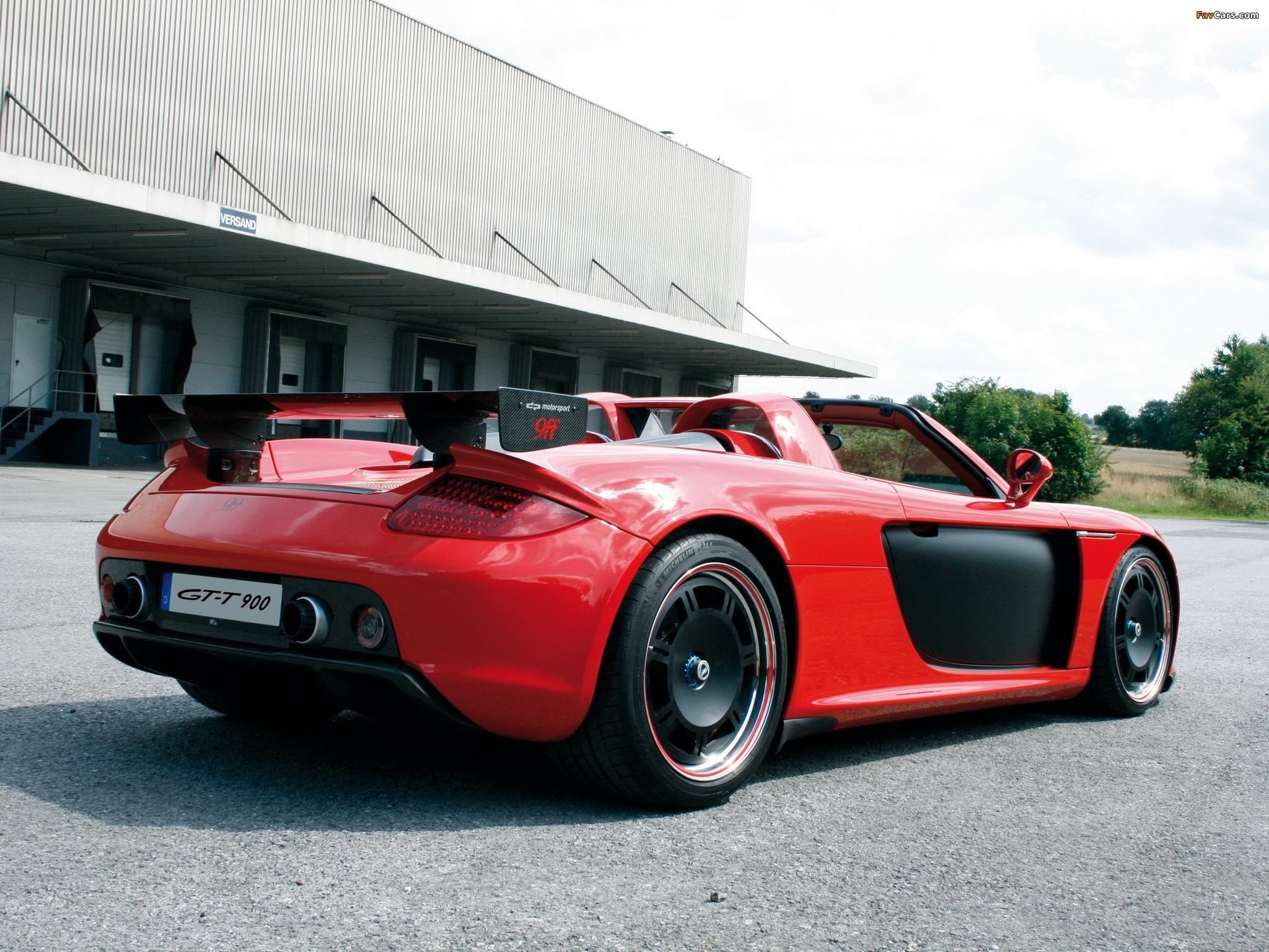 9ff Porsche GT-T900 2009 images (2048 x 1536)