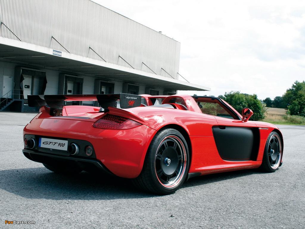 9ff Porsche GT-T900 2009 images (1024 x 768)