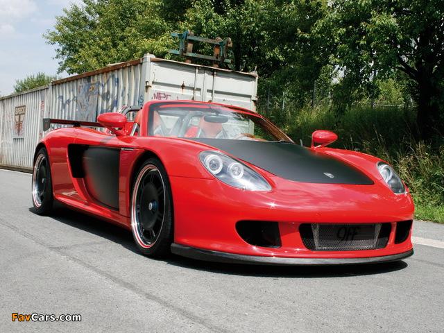 9ff Porsche GT-T900 2009 images (640 x 480)