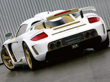 Gemballa Mirage GT Gold Edition 2009 pictures