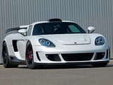 Gemballa Mirage GT Carbon Edition 2009 wallpapers