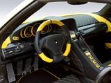 Gemballa Mirage GT Black Edition 2013 photos