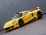 Gemballa Mirage GT Black Edition 2013 wallpapers