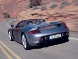 Porsche Carrera GT (980) 2003–06 wallpapers