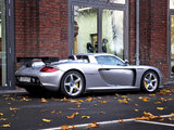 Edo Competition Porsche Carrera GT 2007 wallpapers