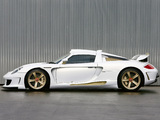 Gemballa Mirage GT Gold Edition 2009 wallpapers