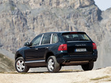 Images of Porsche Cayenne Turbo (955) 2002–07