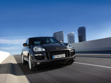 Images of Porsche Cayenne Turbo S (957) 2008–10