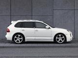 Images of TechArt Porsche Cayenne Diesel (957) 2009–10