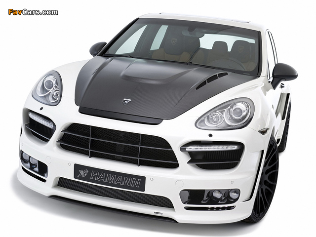 Images of Hamann Guardian EVO (958) 2011 (640 x 480)