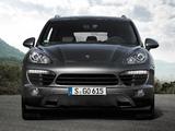 Images of Porsche Cayenne S Diesel (958) 2012