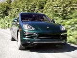 Images of Porsche Cayenne Diesel US-spec (958) 2012