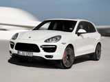 Images of Porsche Cayenne Turbo S (958) 2013