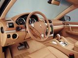 Photos of Porsche Cayenne Turbo (955) 2002–07
