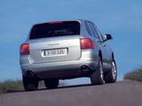 Photos of Porsche Cayenne (955) 2003–07