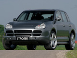 Photos of Strosek Porsche Cayenne (955) 2005